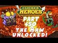 THE MAW IS UNLOCKED! - Clicker Heroes Walkthrough: #450 - (PC Gameplay)