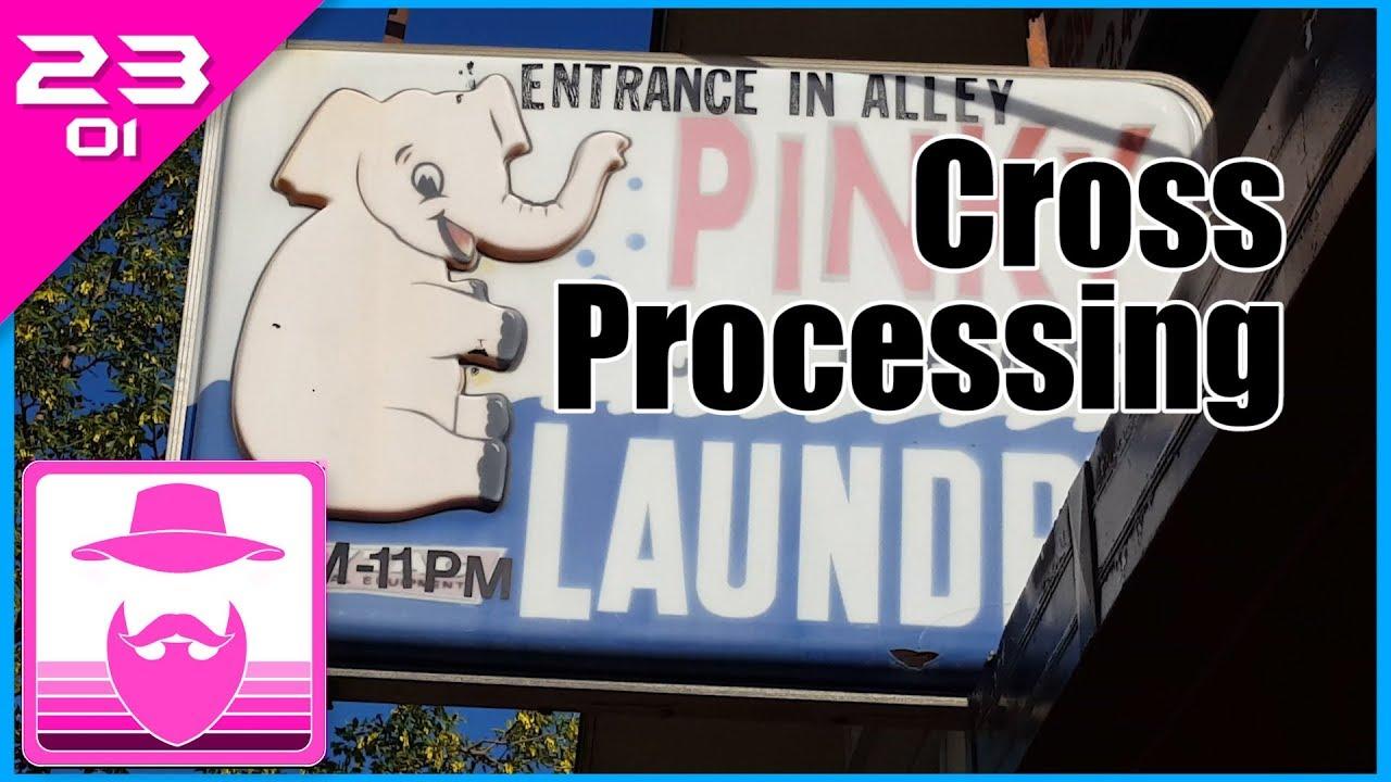 Cross Processing Ektachrome - 30 Days of Knight Day 23 - YouTube