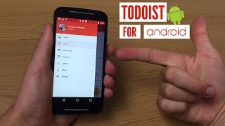 Todoist for Android (Material Design) Review