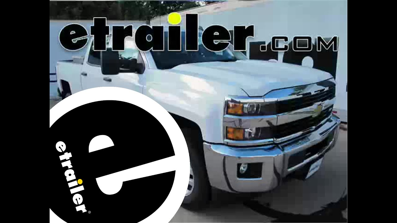 installation of the fifth wheel and gooseneck wiring harness on a installation of the fifth wheel and gooseneck wiring harness on a 2015 chevrolet silverado 2500