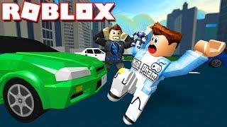 Roblox | CROSSING The STREET AS SPIRIT-Epic Minigames | Kia Breaking