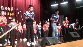 Sorry sorry by Coby Dance Kids 2011