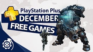 PlayStation Plus (PS+) December 2019
