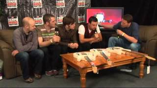 Tempe Music Festival TV - The Fray - Interview