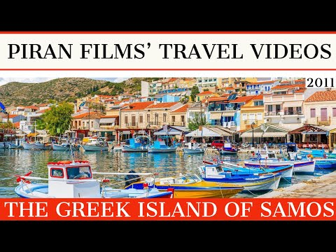 Attractions of Samos Island