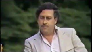 NARCOS Real - Entrevistas e Discursos de Pablo Escobar