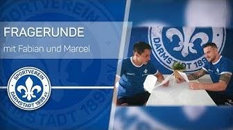 Darmstadt 98 | Fragerunde mit Fabian Schnellhardt und Marcel Schuhen