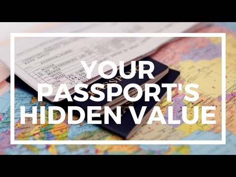 The importance of your passport's reputation