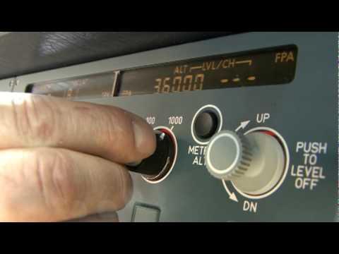Thomas Cook Scandinavia cockpit DVD + BD by AeroPresentation