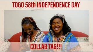 🇹🇬🇹🇬TOGOLESE INDEPENDENCE DAY TAG!!!!!🇹🇬🇹🇬