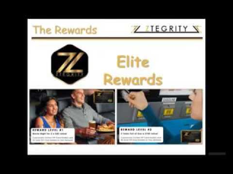 Z Tegrity Z Blackcard Mastercard Presentation