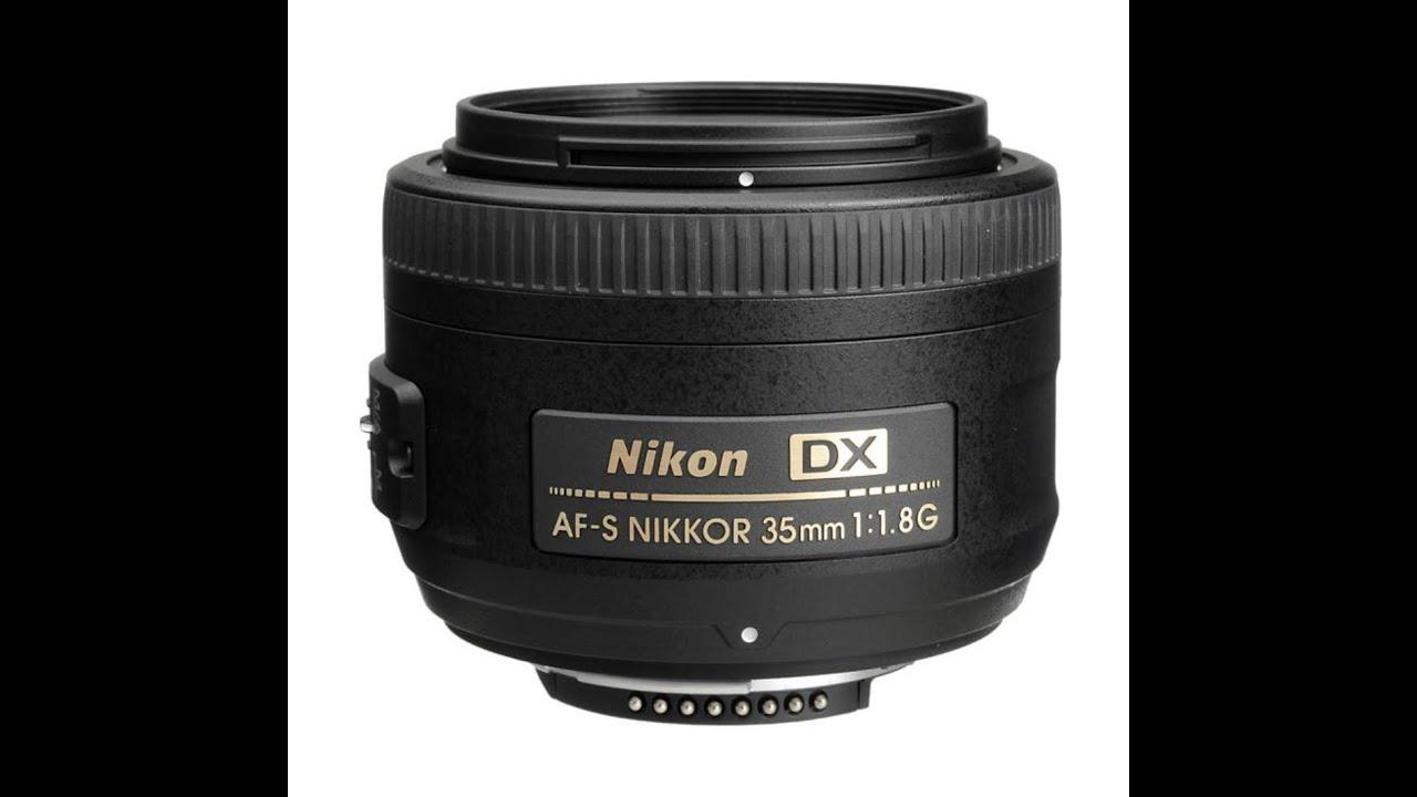 NIKON AF-S NIKKOR 35mm F/1.8 G DX - nadir.it
