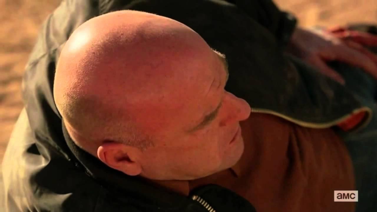 Download Breaking Bad Best Scenes - Hank Dies (Season 5 Episode 14 Ozymandias)