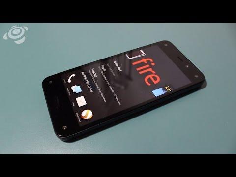 Amazon Fire Phone im Test [HD] Deutsch