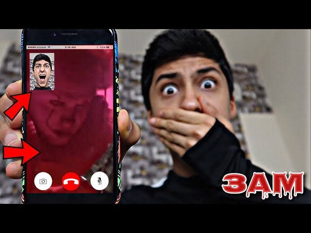 DO NOT FACETIME PENNYWISE FROM IT MOVIE AT 3AM!! *OMG HE ACTUALLY ANSWERED*