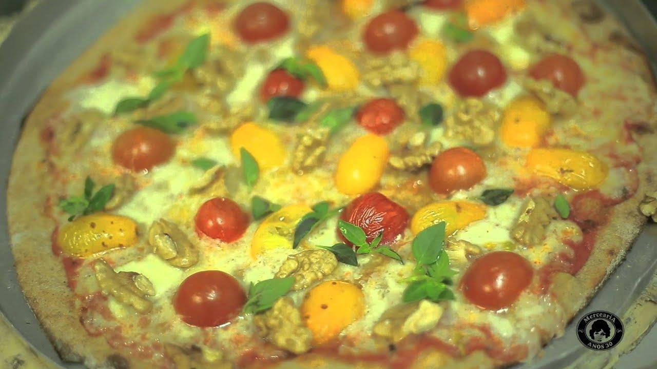 Pizzas Integrais Mercearia Anos 30