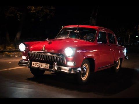 Газ 21 волга 1962 г. В красноярске, автомобиль полностью отреставрирован, салон и панель в натуральной черной коже, черный, бензин, обмен на.