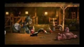 "Barnyard Bop - Deleted opening scene from ""Barnyard"" (2006) - Who's the singer?"