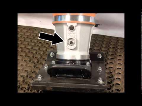 Видеоинструкция по работе с вибротрамбовкой Grost TR 14C