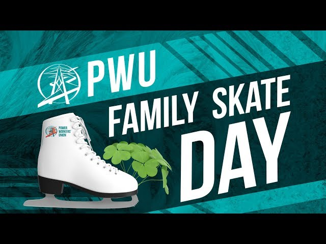 PWU Family Skate Day - Sudbury