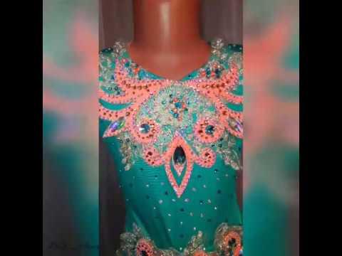 Восточный костюм  Небесный кристалл от LAYAN