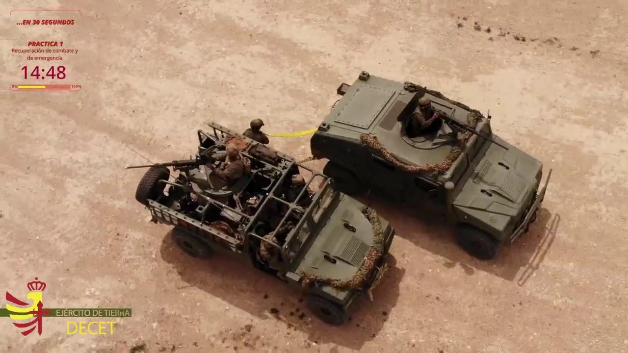 Unidades de Operaciones Especiales del #EjércitodeTierra