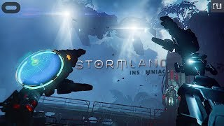 STORMLAND Gameplay Walkthrough First 20 minutes - No commentary (Oculus Rift S)