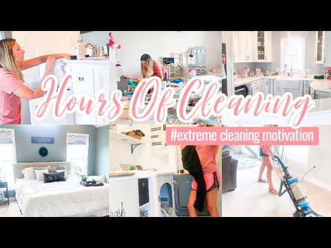 Download EXTRME CLEANING MOTIVATION // HOURS OF CLEANING // CLEAN WITH ME 2020