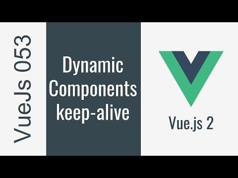 Vue Router Dynamic Component