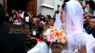 Hadiri Pernikahan Sang Mantan Samuel Zylgwyn Izin Pacar