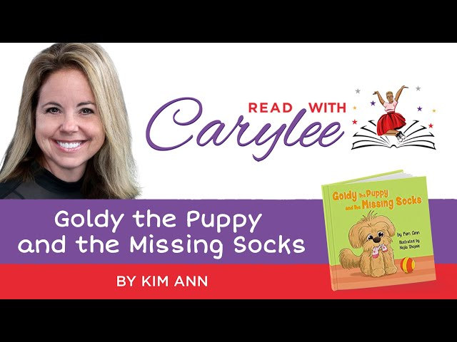 Kim Ann - Goldy the Puppy and the Missing Socks