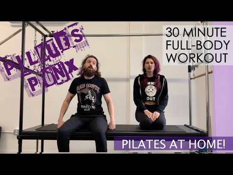 Pilates Punx FREE 30 Minute Workout