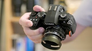 A Look At The Panasonic G90 Micro Four Thirds Camera