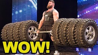 Baixar STRONGEST MAN IN THE WORLD! Fábio Silva Proves He's Supernatural When It Comes To Weightlifting