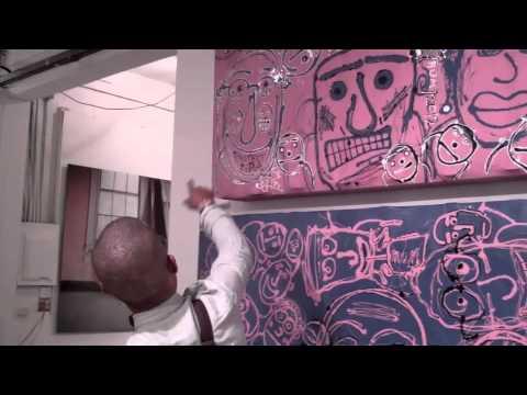 Artist Occupies Wall Street