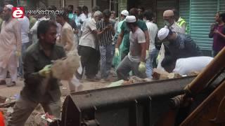 4 persona a muri i un kantidat a keda pega bou di restu di edifisio ku a kai den otro na India