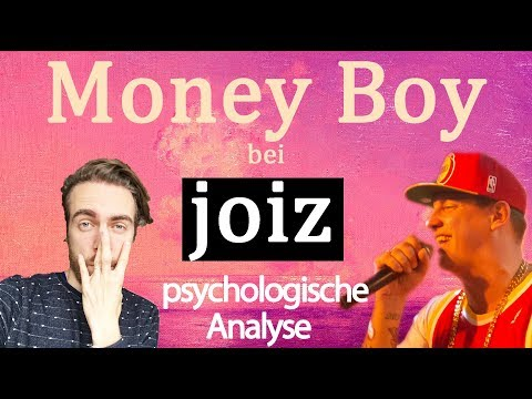 💷 Money Boy bei joiz • Psychologische Analyse: Provokation , Vorurteile, Kontrolle