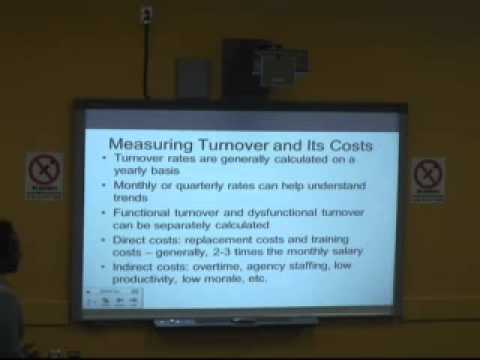 HMT 211 - Effective Human Resource and Staff Development