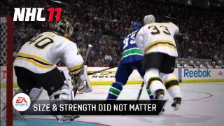 NHL 12 Producer-Video - Kampf vor dem Netz