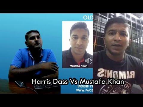 Harris Dass Vs Mustafa Khan