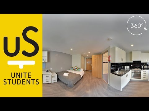 360 Tour - Liverpool Student Accommodation | Unite Students