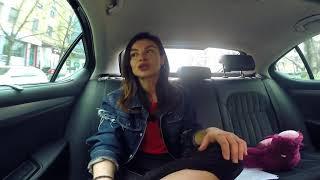 """Më mirë shqiptarët apo italianët në seks? Zhaklina Lekatari në """"Mos i fol shoferit"""""""
