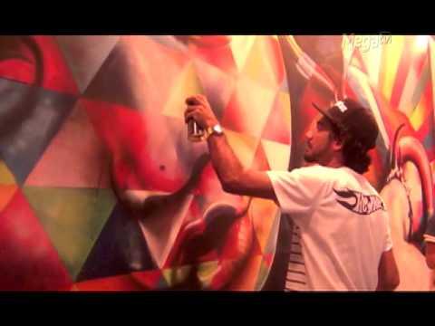 A Arte Urbana de Eduardo Kobra, no Universo da Moda