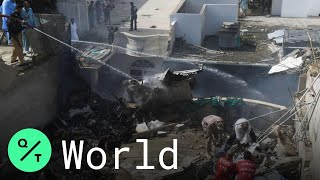 Plane Crash In Pakistan Kills 107 People On Board, S Say