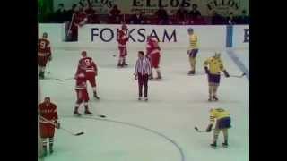VM 1969 - Sverige vs Sovjet