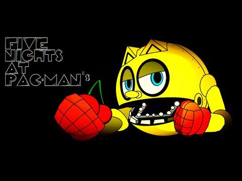 Five Nights At Freddy's 2 Pac-Man!!! / TheFireBender