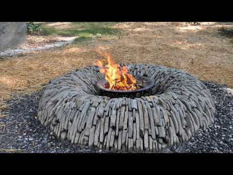 🔝 Fire Pit Backyard DIY Ideas 2018 | Grill Table Cooking Camping On Wood Neck Outdoor Living