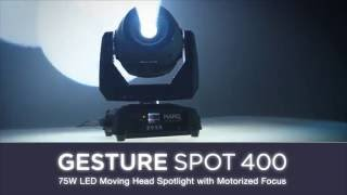 Gesture Spot 400 Overview