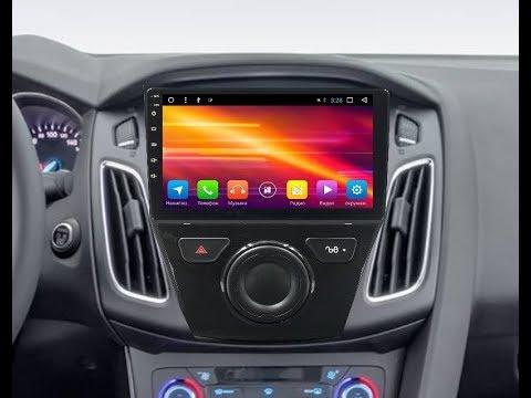 Штатная магнитола Ford Focus (2011-2018) Android ZOY-3026N-B