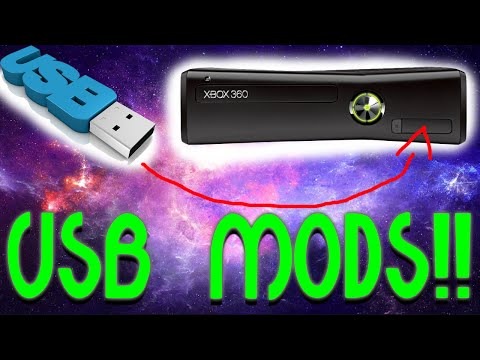 How To Mod Xbox 360 Games With USB